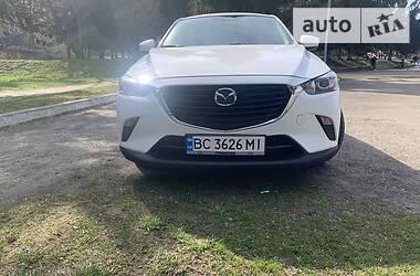 Цены Mazda CX-3 Бензин