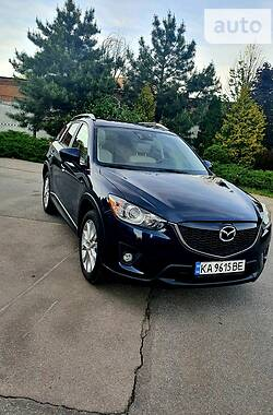 Ціни Mazda CX-5 Бензин