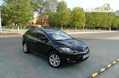 Цены Mazda CX-7 Бензин