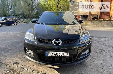 Ціни Mazda CX-7 Бензин