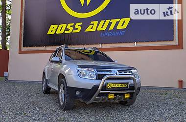 Цены Renault Duster Бензин