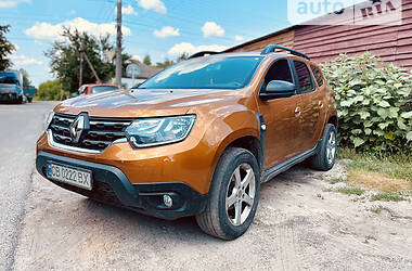 Ціни Renault Duster Бензин