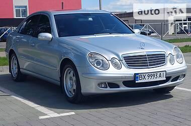 Ціни Mercedes-Benz E 200 Бензин