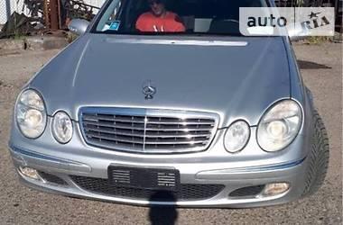 Цены Mercedes-Benz E 240 Бензин