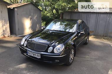 Ціни Mercedes-Benz E 240 Бензин