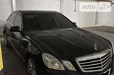 Цены Mercedes-Benz E 250 Бензин