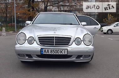 Ціни Mercedes-Benz E 280 Бензин
