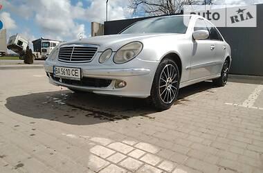 Цены Mercedes-Benz E 320 Бензин