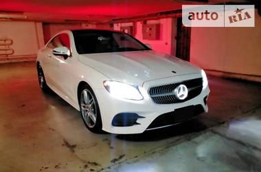 Цены Mercedes-Benz E 400 Бензин