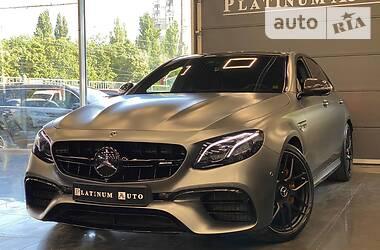 Ціни Mercedes-Benz E 63 AMG Бензин