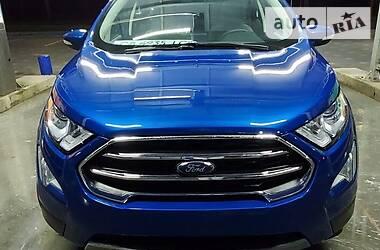 Цены Ford EcoSport Бензин