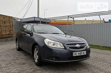 Ціни Chevrolet Epica Бензин