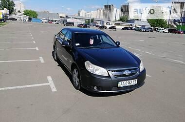 Цены Chevrolet Epica Бензин
