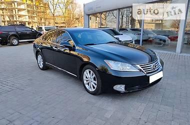 Цены Lexus ES 350 Бензин