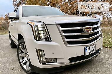 Цены Cadillac Escalade Бензин