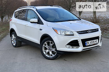 Ціни Ford Escape Бензин