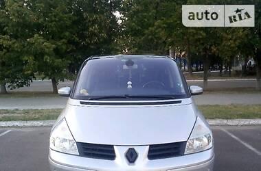 Цены Renault Espace Бензин