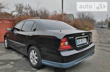 Цены Chevrolet Evanda Бензин