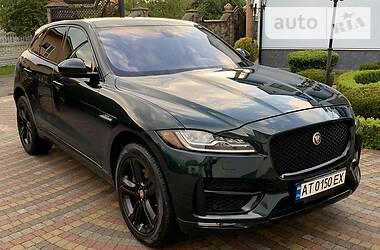 Цены Jaguar F-Pace Бензин