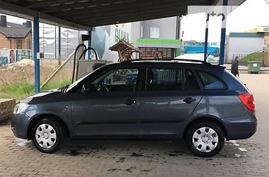 Цены Skoda Fabia Бензин
