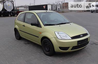 Цены Ford Fiesta Бензин