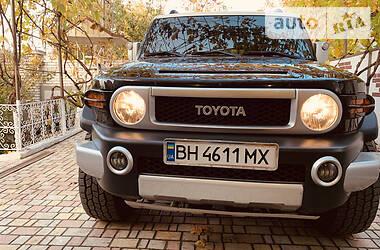 Ціни Toyota FJ Cruiser Бензин