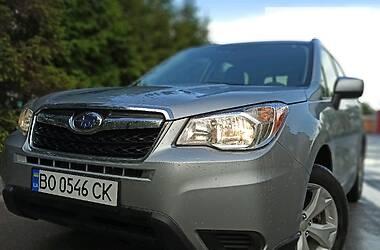 Цены Subaru Forester Бензин