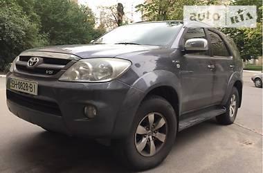 Цены Toyota Fortuner Бензин