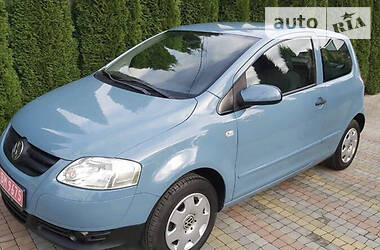 Цены Volkswagen Fox Бензин