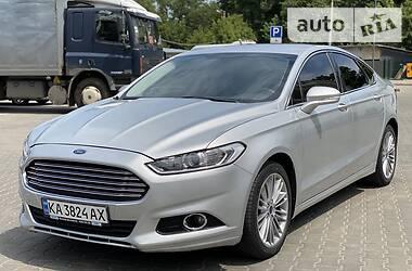 Цены Ford Fusion Бензин