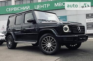 Ціни Mercedes-Benz G 500 Бензин