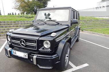 Цены Mercedes-Benz G 55 AMG Бензин