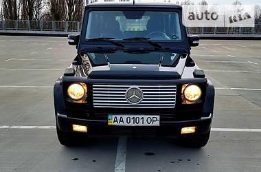 Ціни Mercedes-Benz G 55 AMG Бензин