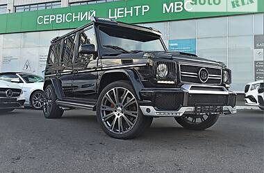 Цены Mercedes-Benz G 63 AMG Бензин