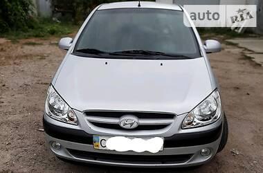 Цены Hyundai Getz Бензин
