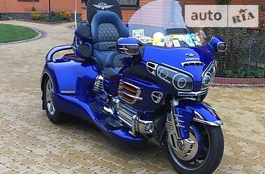 Ціни Honda GL 1800 Gold Wing Бензин