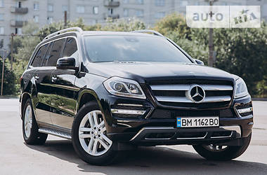 Цены Mercedes-Benz GL 450 Бензин