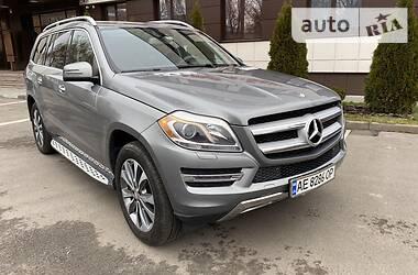 Цены Mercedes-Benz GL 450 Бензин