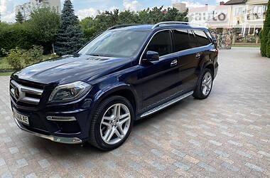 Ціни Mercedes-Benz GL 500 Бензин