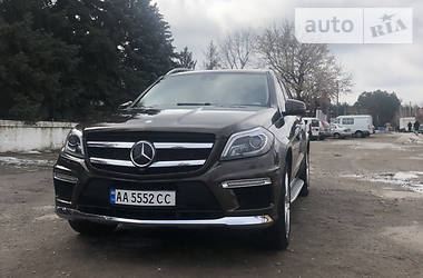 Цены Mercedes-Benz GL 550 Бензин