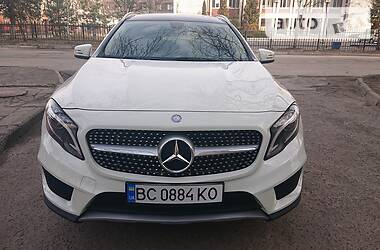 Цены Mercedes-Benz GLA 250 Бензин