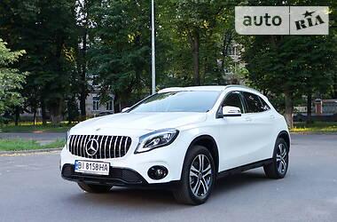Цены Mercedes-Benz GLA 250 Бензин