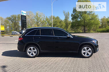 Цены Mercedes-Benz GLC 300 Бензин