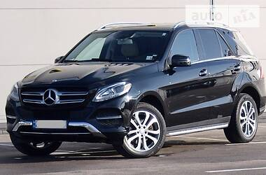 Цены Mercedes-Benz GLE 350 Бензин
