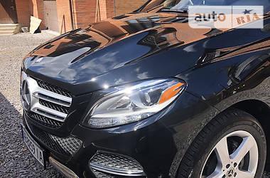 Ціни Mercedes-Benz GLE 350 Бензин