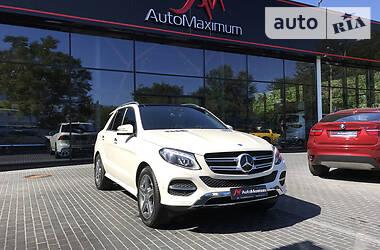 Цены Mercedes-Benz GLE 400 Бензин