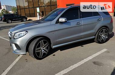 Цены Mercedes-Benz GLE 400 Бензин