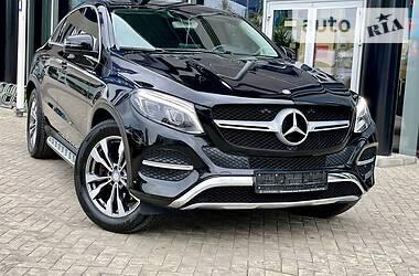 Ціни Mercedes-Benz GLE 400 Бензин