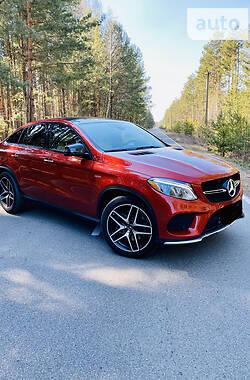 Цены Mercedes-Benz GLE 43 AMG Бензин