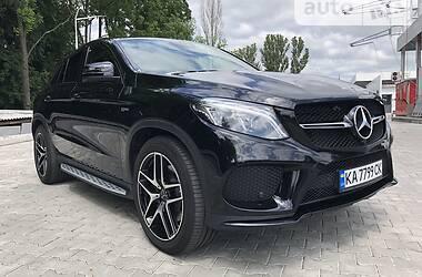 Ціни Mercedes-Benz GLE 43 AMG Бензин